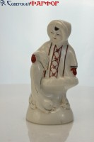 Девочка якутка статуэтка из барановки