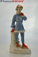 Фигуристака, Фарфоровые статуэтки СССР